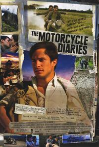 The Motorcycle Diaries - 43 x 62 Movie Poster - Bus Shelter Style A