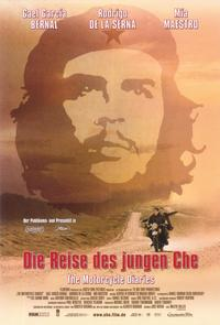The Motorcycle Diaries - 11 x 14 Poster German Style F