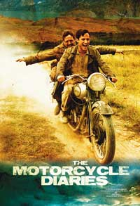 The Motorcycle Diaries - 11 x 17 Movie Poster - Australian Style A