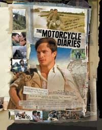The Motorcycle Diaries - 11 x 17 Movie Poster - Style B
