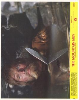 The Mountain Men - 11 x 14 Movie Poster - Style B