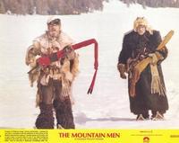 The Mountain Men - 11 x 14 Movie Poster - Style F
