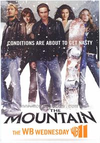 The Mountain - 27 x 40 TV Poster - Style A
