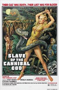 The Mountain of the Cannibal God - 43 x 62 Movie Poster - Bus Shelter Style A