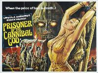 The Mountain of the Cannibal God - 30 x 40 Movie Poster UK - Style A