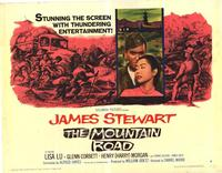 The Mountain Road - 22 x 28 Movie Poster - Half Sheet Style A