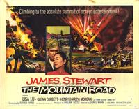 The Mountain Road - 22 x 28 Movie Poster - Half Sheet Style B