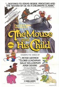 Mouse and His Child - 43 x 62 Movie Poster - Bus Shelter Style A