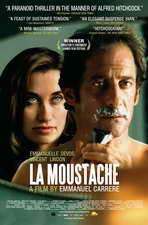 The Moustache - 11 x 17 Movie Poster - Style A