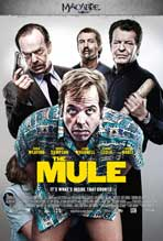 """The Mule"" Movie Poster"