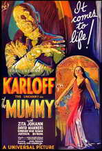 The Mummy - 27 x 40 Movie Poster