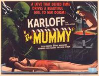 The Mummy - 11 x 14 Movie Poster - Style D