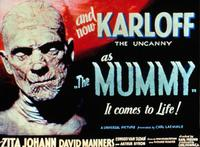 The Mummy - 11 x 14 Poster UK Style A
