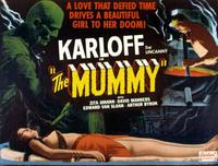 The Mummy - 11 x 14 Poster UK Style B