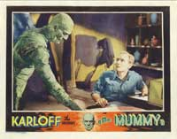 The Mummy - 22 x 28 Movie Poster - Style B