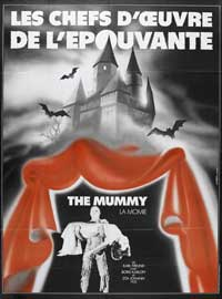 The Mummy - 27 x 40 Movie Poster - French Style A