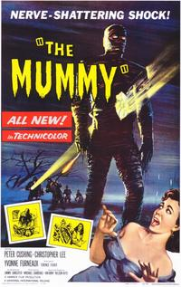The Mummy - 11 x 17 Movie Poster - Style A