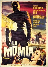 The Mummy - 11 x 17 Movie Poster - Spanish Style A