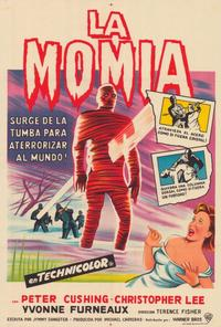 The Mummy - 27 x 40 Movie Poster - Spanish Style A