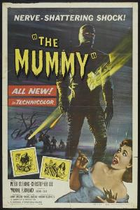 The Mummy - 11 x 17 Movie Poster - Style B