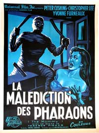 The Mummy - 43 x 62 Movie Poster - French Style A
