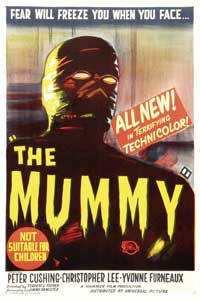 The Mummy - 11 x 17 Movie Poster - Australian Style A