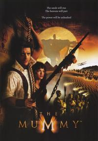 The Mummy - 11 x 17 Movie Poster - Style D