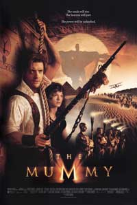 The Mummy - 11 x 17 Movie Poster - Style E