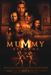 The Mummy Returns - 27 x 40 Movie Poster - Style A