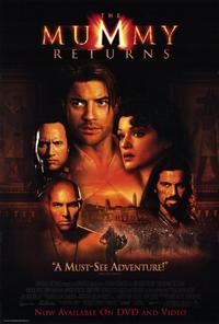 The Mummy Returns - 27 x 40 Movie Poster - Style B