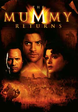 The Mummy Returns - 11 x 17 Movie Poster - Style E
