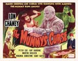 The Mummy's Curse - 30 x 40 Movie Poster - Style A