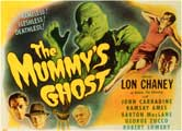 The Mummy's Ghost - 11 x 14 Movie Poster - Style A