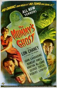 The Mummy's Ghost - 11 x 17 Movie Poster - Style A