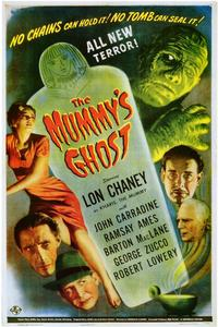 The Mummy's Ghost - 43 x 62 Movie Poster - Bus Shelter Style A