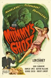The Mummy's Ghost - 27 x 40 Movie Poster - Style B