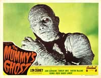 The Mummy's Ghost - 11 x 14 Movie Poster - Style H