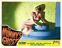The Mummy's Ghost - 11 x 14 Movie Poster - Style C