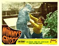 The Mummy's Ghost - 11 x 14 Movie Poster - Style E