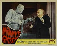 The Mummy's Ghost - 11 x 14 Movie Poster - Style G