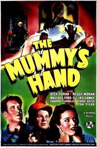 The Mummy's Hand - 11 x 17 Movie Poster - Style A