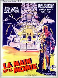 The Mummy's Hand - 11 x 17 Movie Poster - Italian Style B