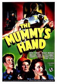 The Mummy's Hand - 27 x 40 Movie Poster - Style A