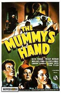 The Mummy's Hand - 43 x 62 Movie Poster - Bus Shelter Style A