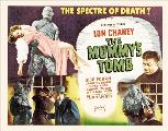 The Mummy's Tomb - 11 x 17 Movie Poster - Style D