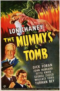 The Mummy's Tomb - 11 x 17 Movie Poster - Style A