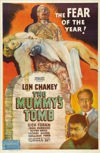 The Mummy's Tomb - 27 x 40 Movie Poster - Style B