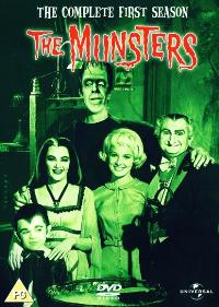 The Munsters - 27 x 40 Movie Poster - UK Style A