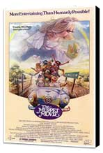 The Muppet Movie - 11 x 17 Movie Poster - Style C - Museum Wrapped Canvas