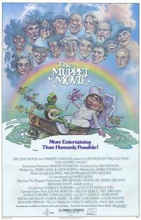 The Muppet Movie - 11 x 17 Movie Poster - Style B
